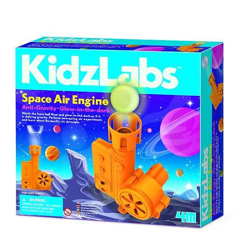 Motor de Aire Espacial Kidz Las 8a+