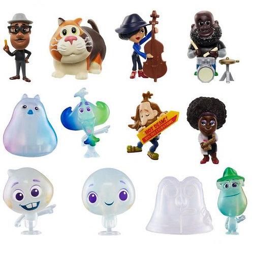 Bolsita Sorpresa Mini Figuras Soul Disney Pixar Display/36 3a+