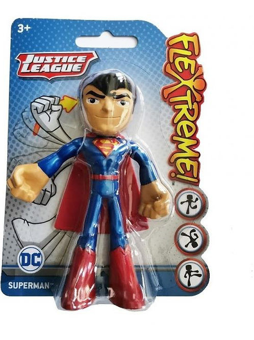 Figuras Flextreme! La Liga de la Justicia Flexible Surt/4 3a+