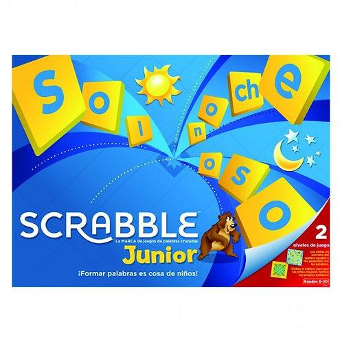 Juego de Mesa Scrabble Junior 6-10a