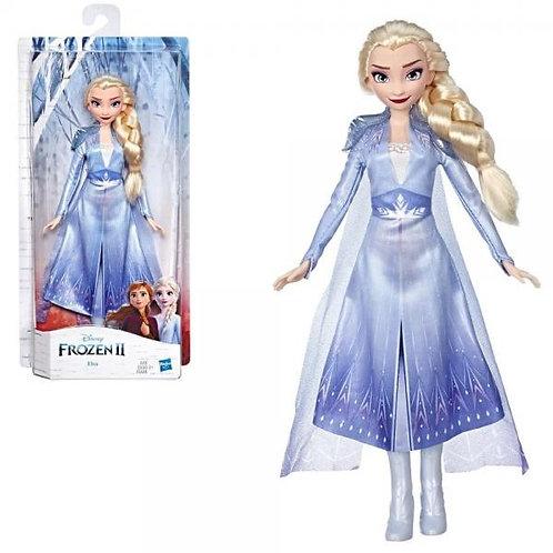 Muñeca Princesa Elsa Frozen ll 3a+