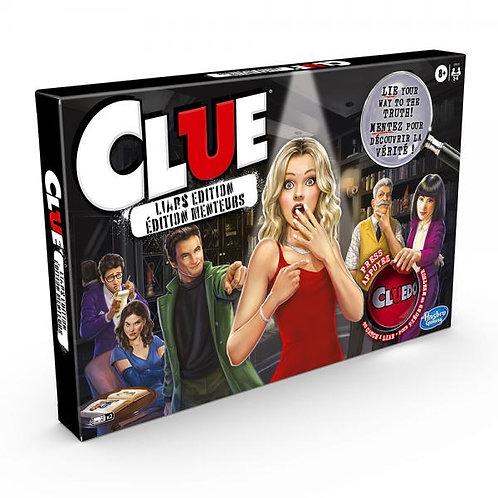Juego de Mesa Clue Edición Mentirosos 8a+