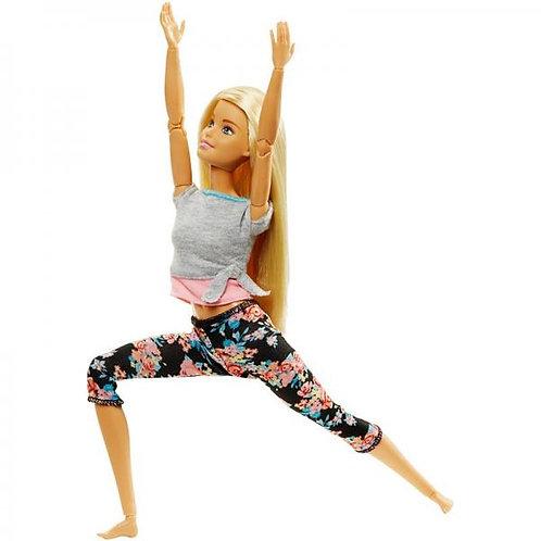 Barbie Movimientos sin Límites Surt/3 3a+MTFTG84