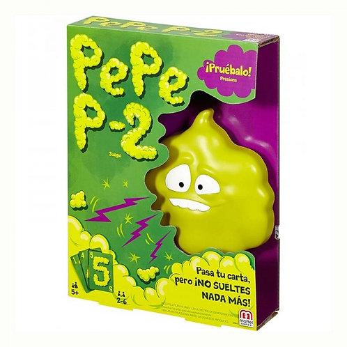 Juego de Mesa Pepe P-2 5a+