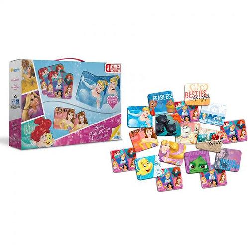 Juego Memoria Princesas Disney 3a+
