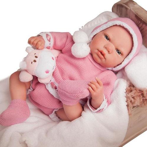 Bebé Real Elina Recién Nacido Edición Limitada 6a+