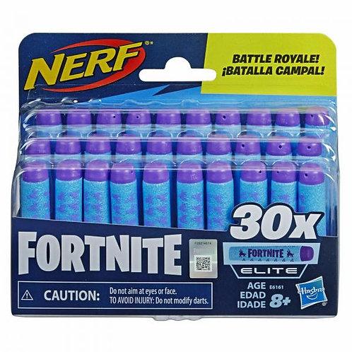 Dardos Nerf Fortnite Elite 30pzs 8a+