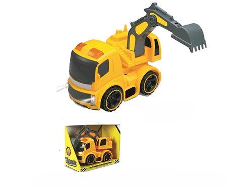 Camión de Fricción de Construcción Luz y Sonidos 3a+ (436168)