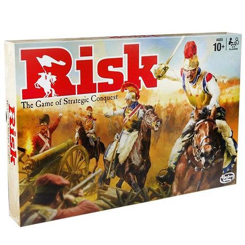 Juego de Mesa Risk 10a+