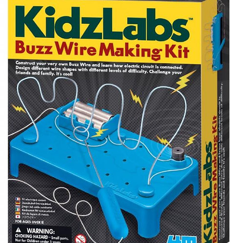 Juego de Cable Zumbante Kidz Labs 8A+