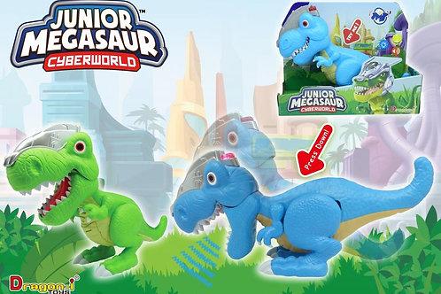 Dinosaurio Junior Megasaur T-Rex CyberWorld Surt/2 2a+