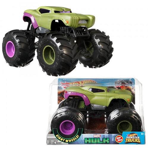 Hot Wheels Carro Monster Trucks 1:24 Surt/4 3a+