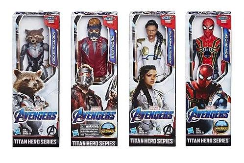 Figura Titan Hero Avengers Power Fx Surt/4 4a+