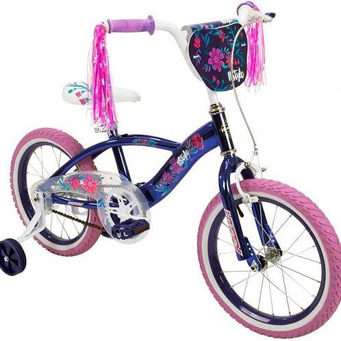 """Bicicleta Aro 16"""" So Sweet Metaloide 4-6a 27kg Max"""