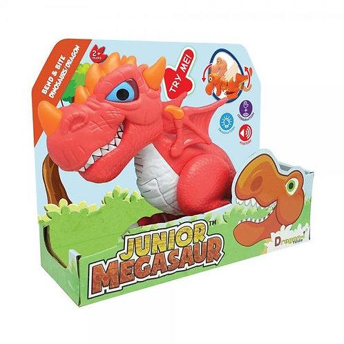 Dinosaurio Dragón Junior 3a+