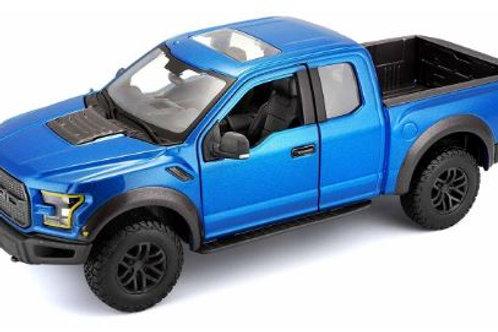 Carro 1:24 2017 Ford Raptor 3a+