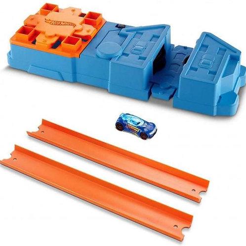Hot Wheels Acelerador Motorizado Track Builder System 6-12a