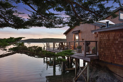 Tomales Bay Cottage- exterior