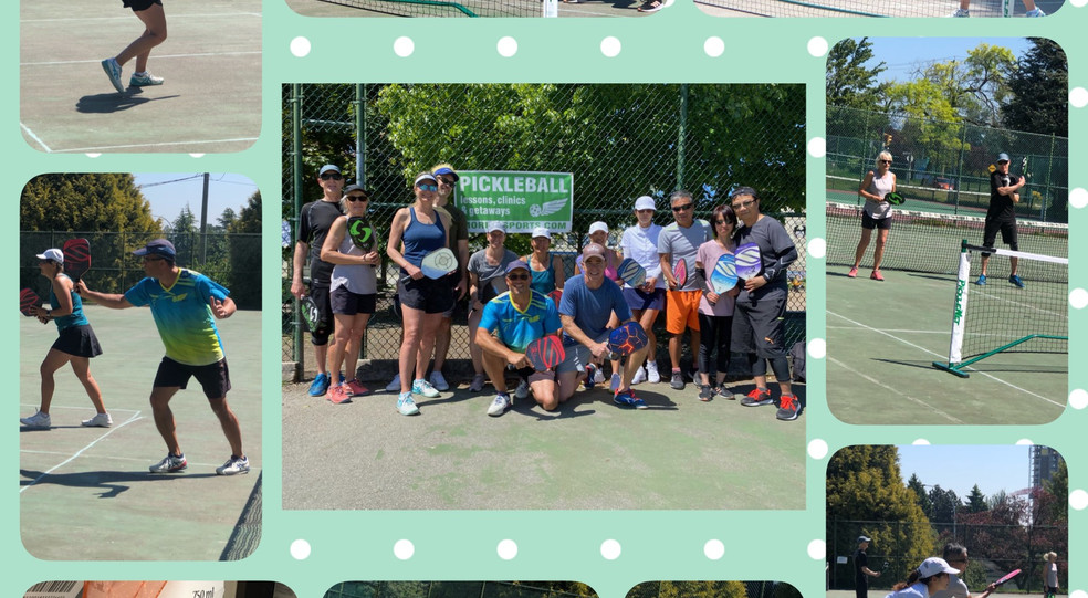 May 2021 - Mixed Doubles