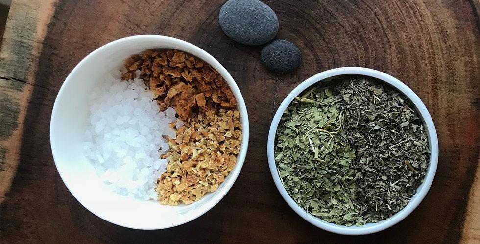 uplift bath tea