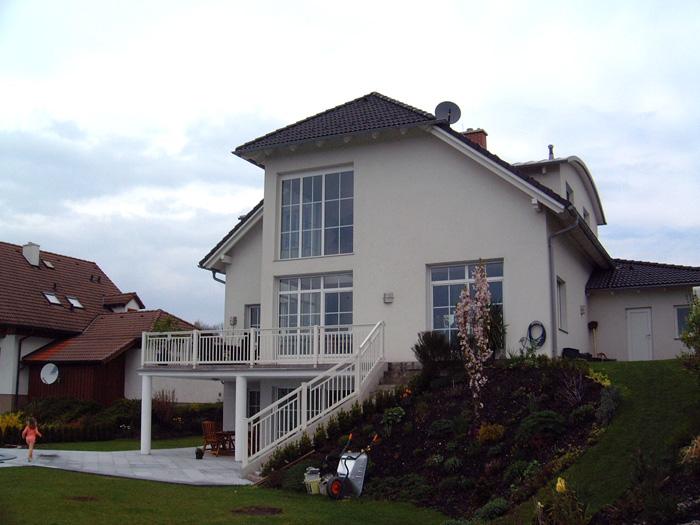 Wohnhaus in Alkoven, Straßham