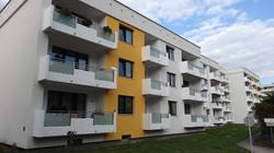 Thermische Fassadensanierung