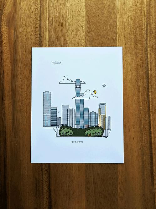 New Eastside - print