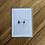 Thumbnail: Binder Clips - greeting card