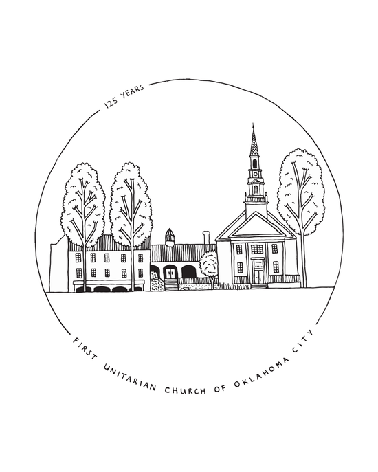 First Unitarian Church 125 Years
