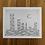 Thumbnail: OKC Skyline Patterned #2 - Limited Edition