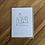 Thumbnail: OKC Sky LINE - greeting card