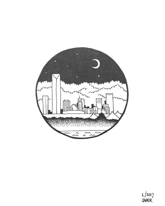 OKC Skyline #5