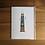 Thumbnail: Hancock Tower - greeting card
