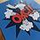 Thumbnail: OKC!! Blue Orange - print