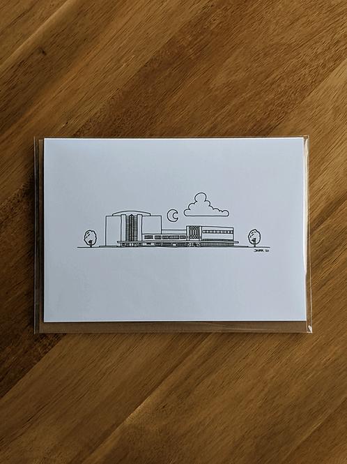 OKCMOA - greeting card