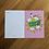 Thumbnail: OKC!! Pink Turquoise - greeting card