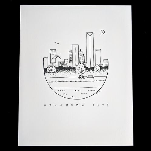 OKC Skyline #4