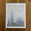 Thumbnail: OKC Skyline Patterned #3 - Limited Edition