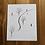 Thumbnail: Dog In Snow - 8 x 10in print