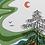 Thumbnail: Tree Green Blue Red - print
