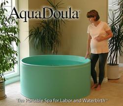 Aqua Doula Tub Rentals
