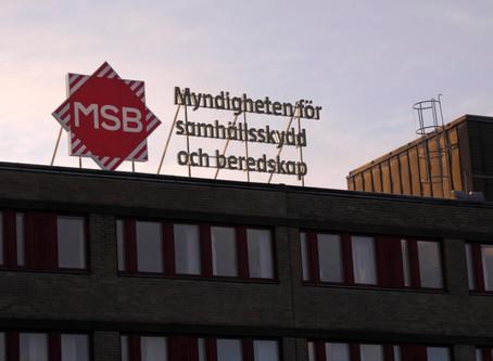 MSB – Myndigheten utan huvudkontor