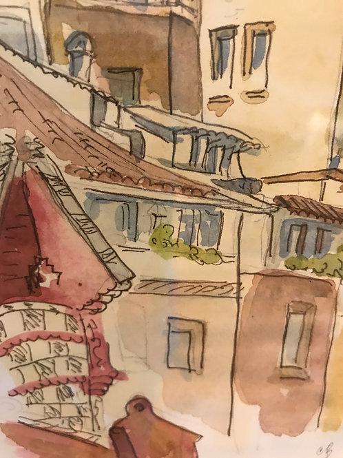 """Sketch, Barcelona"""