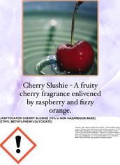 cherry slushy