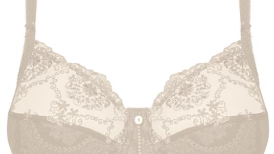 Lilly rose (Empreinte) du80C au 115G. existe en noir