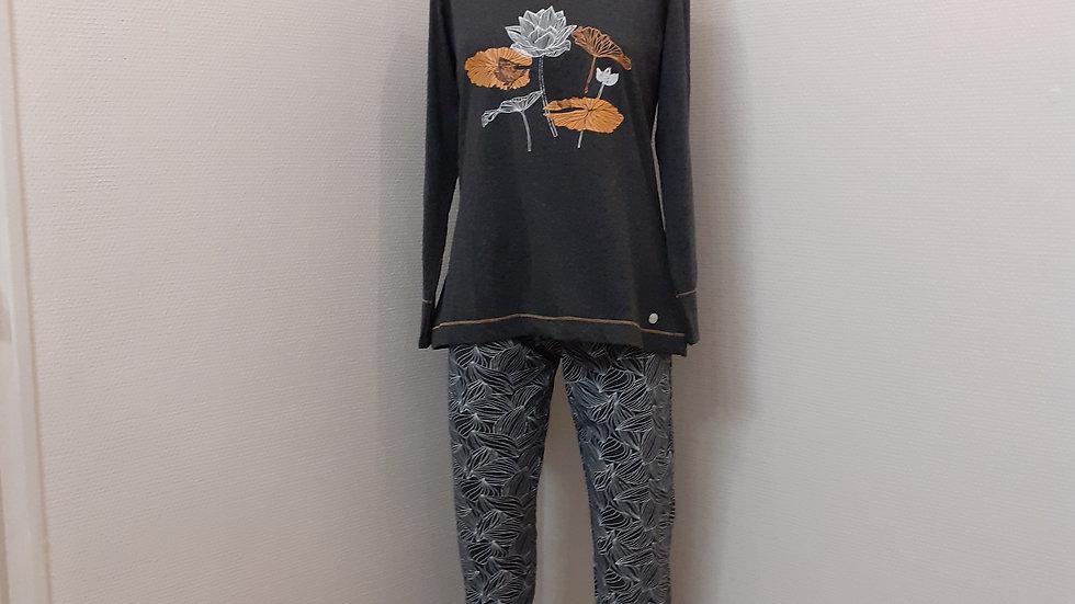 pyjama nénuphar 38 au 54