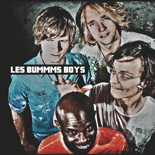 Les Bummms Boys - EP (2011)