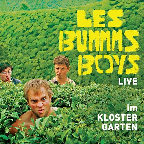 Les Bummms Boys - Live im Klostergarten (2017)