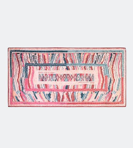 Pañuelo estampado Arizona
