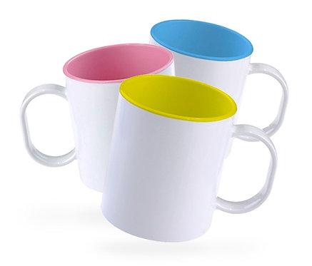 Taza de Plástico Personalizable